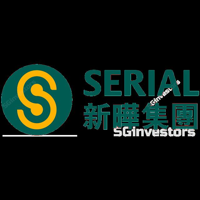 SERIAL SYSTEM LTD (S69.SI) @ SG investors.io