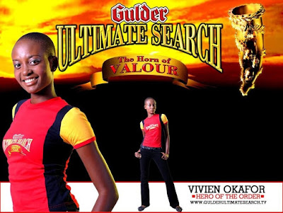 Photos from Guilder Ultimate Search 6 finalist, Vivien Okafor