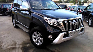 LAND CRUISER PRADO STD 2.7 AT JEEP