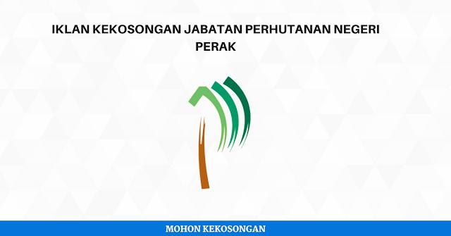 Jabatan Perhutanan Negeri Perak