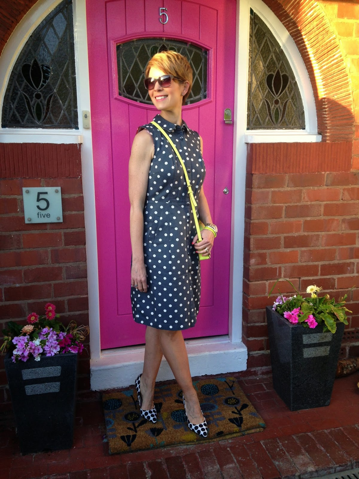 a289043e316 Seeing spots and stripes in Boden summer dresses... - Style Guile