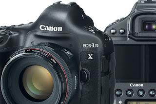 Canon body
