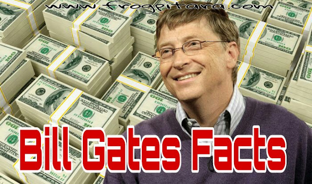 Richest Person Bill Gates Facts In Hindi