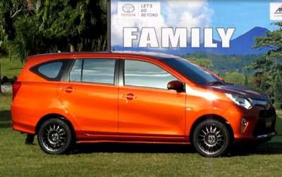 680 Modifikasi Mobil Toyota Calya HD Terbaru