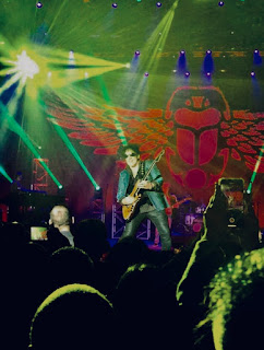 Neal Schon. JTT, Journey Through Time, Augmented Reality