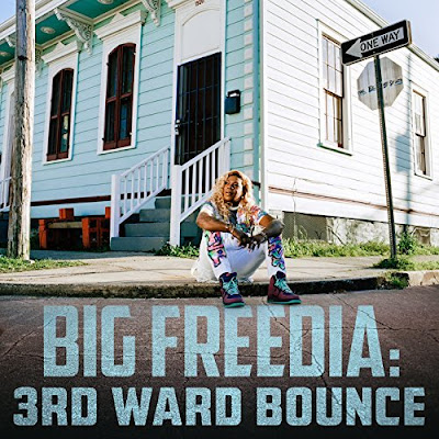 mp3, song, new music, newmusicfriday, blackmusicmonth, #PrideMonth, rapper, rap, hiphop, Big Freedia album, 3rd ward bounce ep,