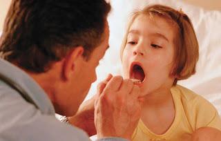 Cara Mengobati Radang Tenggorokan pada Anak