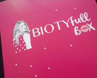 contenu de My Biotyfull box de mai