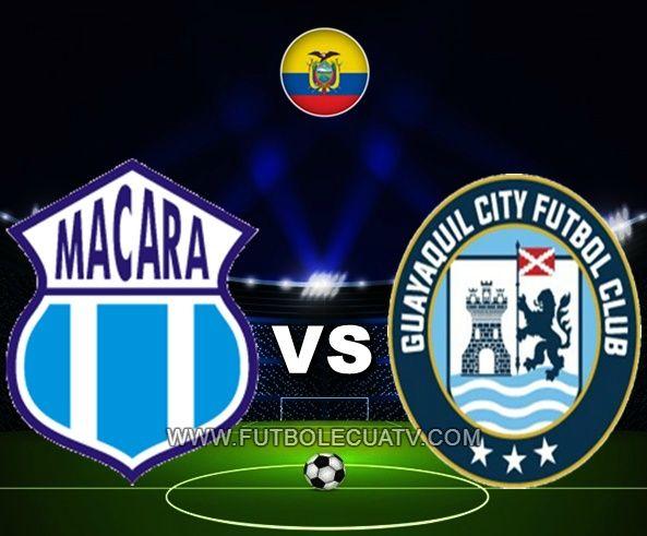 ✅ Macara se mide ante Guayaquil City en vivo 📱 desde las 12:00 horario determinado por la FEF a disputarse en el estadio Bellavista de Ambato por el campeonato nacional, siendo el árbitro principal Jefferson Macías con transmisión de los canales autorizados DirecTV Sports, GolTV y CNT.