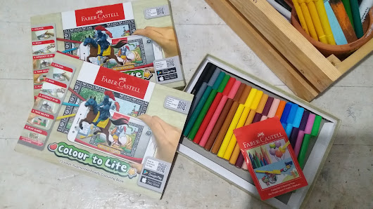 Faber - Castell Colour to Life, Colour Your Creativity