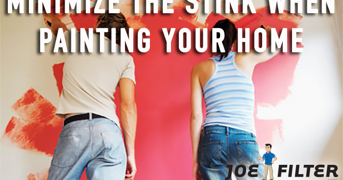 How To Remove Paint Odor Inside The Room