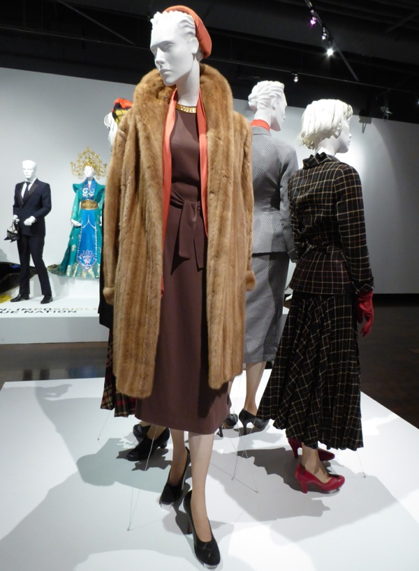 Hollywood Movie Costumes And Props Oscar Nominated Carol Film Costumes On Display Original