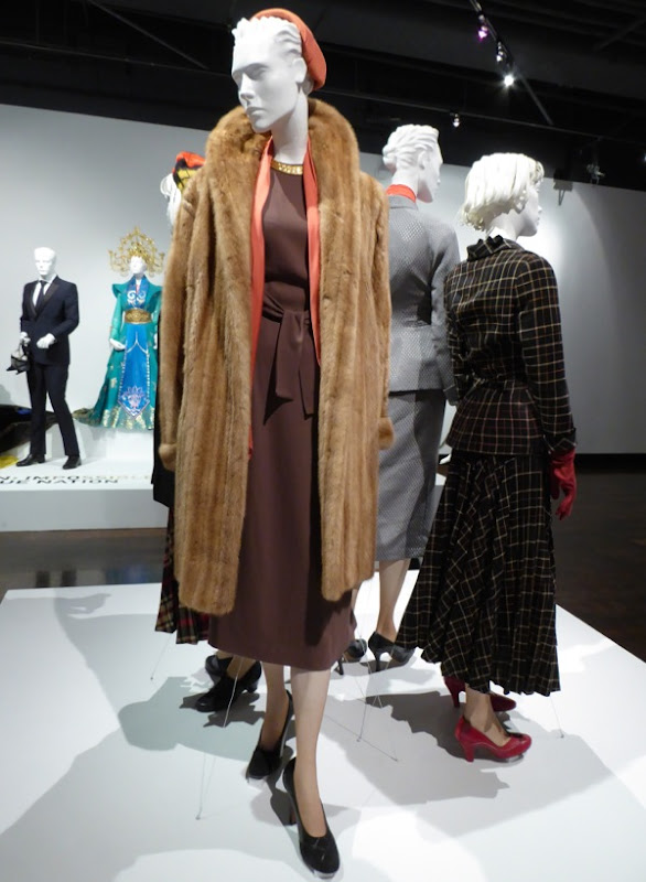 Cate Blanchett Carol movie costume
