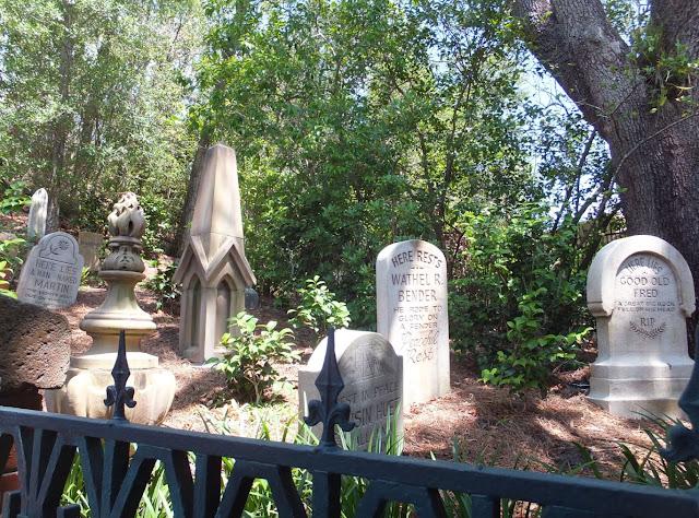 Magic Kingdom Haunted Mansion