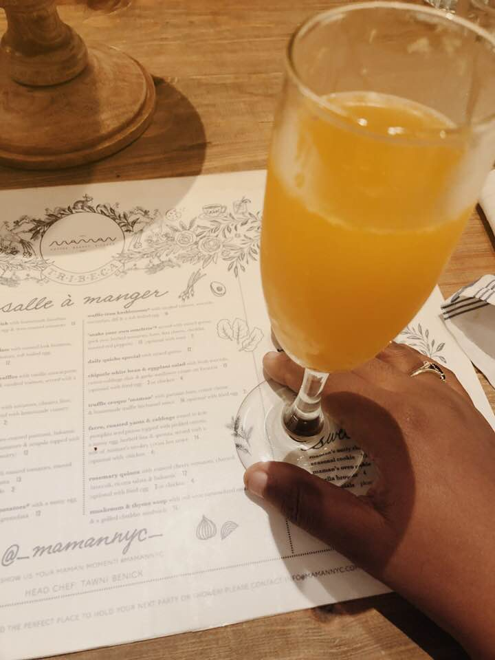 I M Thirty Birthday Brunch At Maman Tribeca Notably Grey