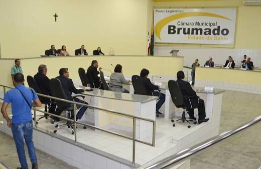 Câmara de Brumado disponibiliza áudio da sessão realizada nessa quinta-feira (09)