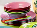 Aman dan Bahaya Menggunakan Peralatan Set Makan Melamine Bagi Kesehatan Manusia