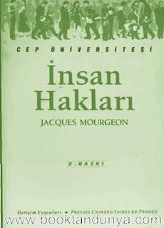 Jacques Mourgeon - İnsan Hakları  (Cep Üniversitesi Dizisi - 5)