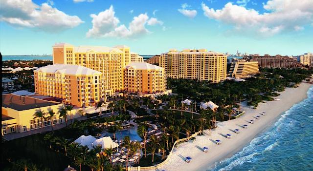 Hotel The Ritz Carlton em South Beach em Miami