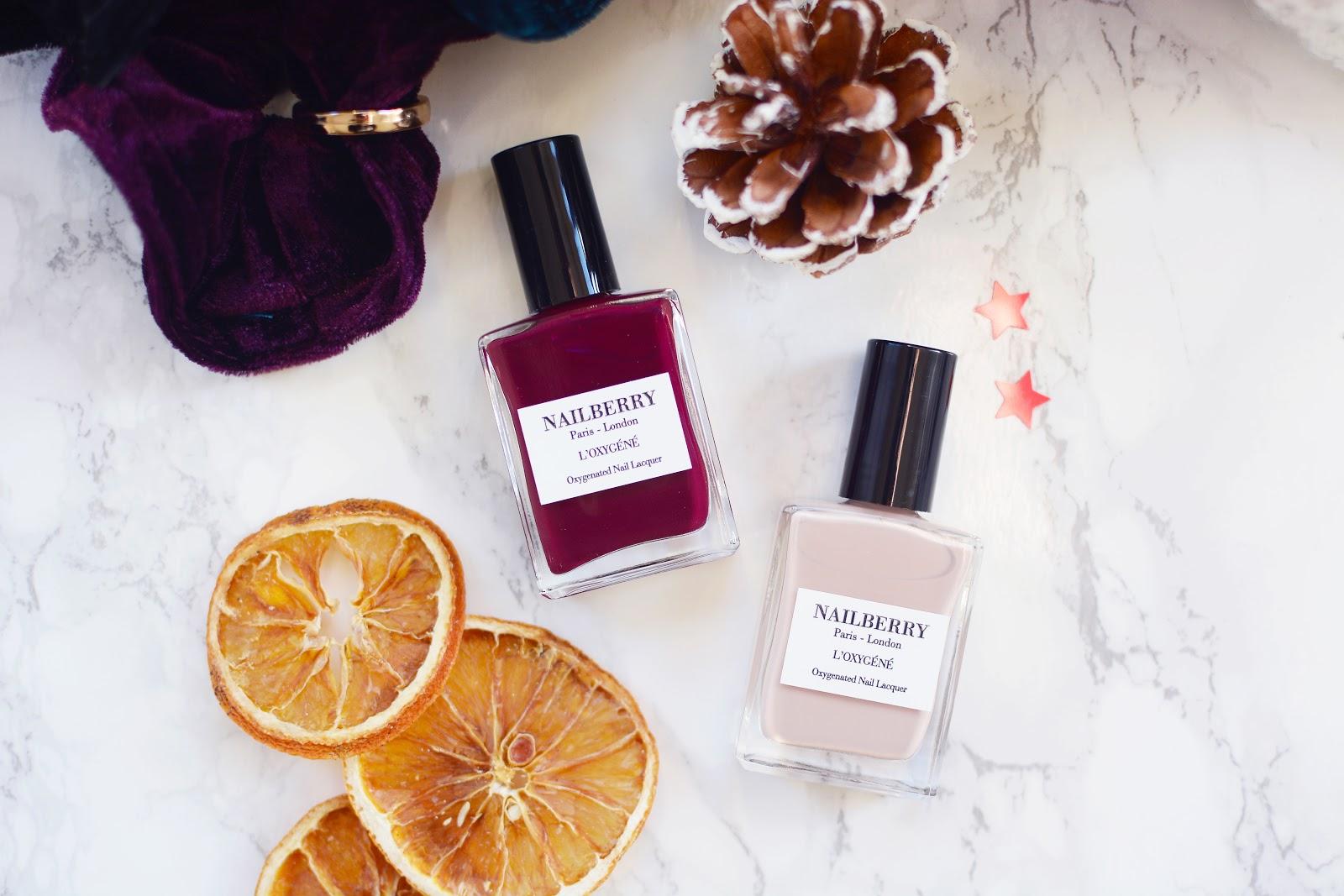 Nailberry L'Oxygene nail polish