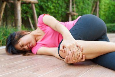 Cara Menyembuhkan Cedera Lutut yang Sudah Lama