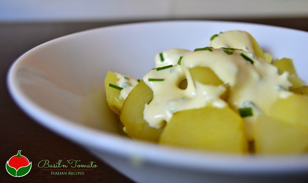 Insalata di patate all 39 inglese basil 39 n 39 tomato for Cucinare in inglese
