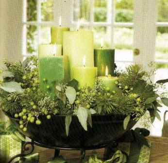 Eye For Design Decorate With Green Especially At