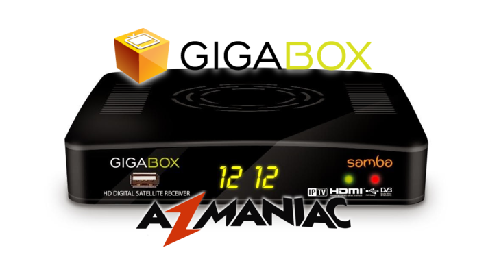 Gigabox Samba HD