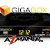 Gigabox Samba HD Atualização v4.52 - 18/10/2017