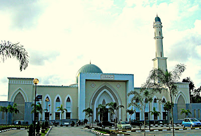 Image result for MASJID KEM ISKANDAR