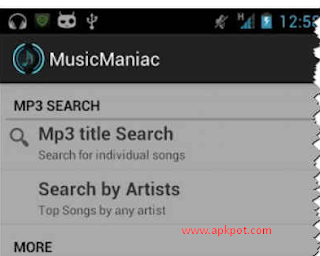 Music Maniac Pro {MP3 Downloader} APK APP Free Download For Android