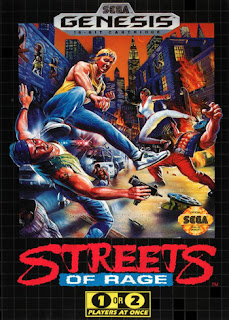 Streets of Rage (BR) [ SMD ]
