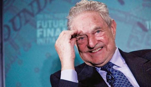Bράβευση για γέλια του Τζορτζ Σόρος από τους «Financial Times»