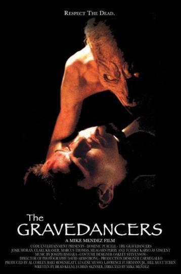 Profanacion [The Gravedancers] 2006 DVDRip Español Latino Descargar [Terror]