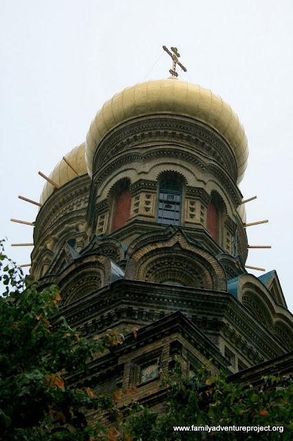 St Nicholas Maritime Cathedral Latvia