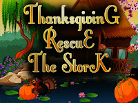Top10 Thanksgiving Rescue The Stork Walkthrough