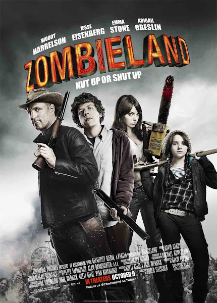 Zombieland (2009) Dual Audio [Hindi-English] 720p BluRay ESubs