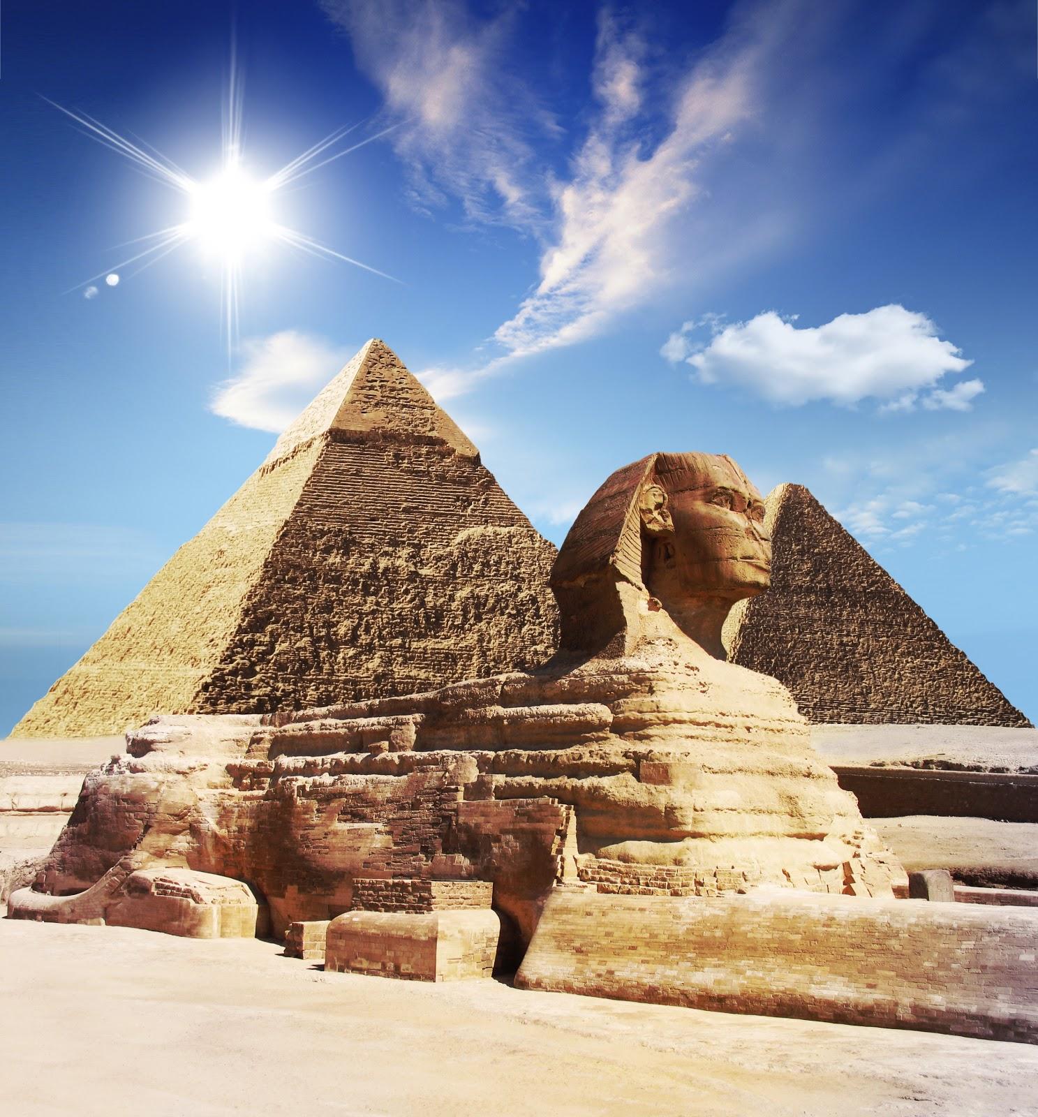 egypt pyramids sphinx inside - photo #28
