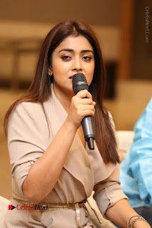 Shriya Saran Nandamuri Balakrishna at Gautamiputra Satakarni Team Press Meet Stills  0052.JPG