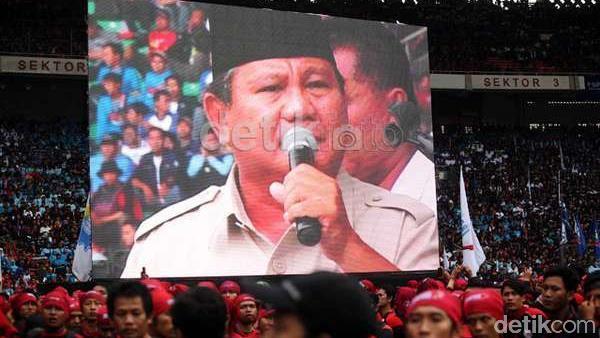 20 Ribu Buruh KSPI Kawal Prabowo Ke KPU, Ini Kata Polisi