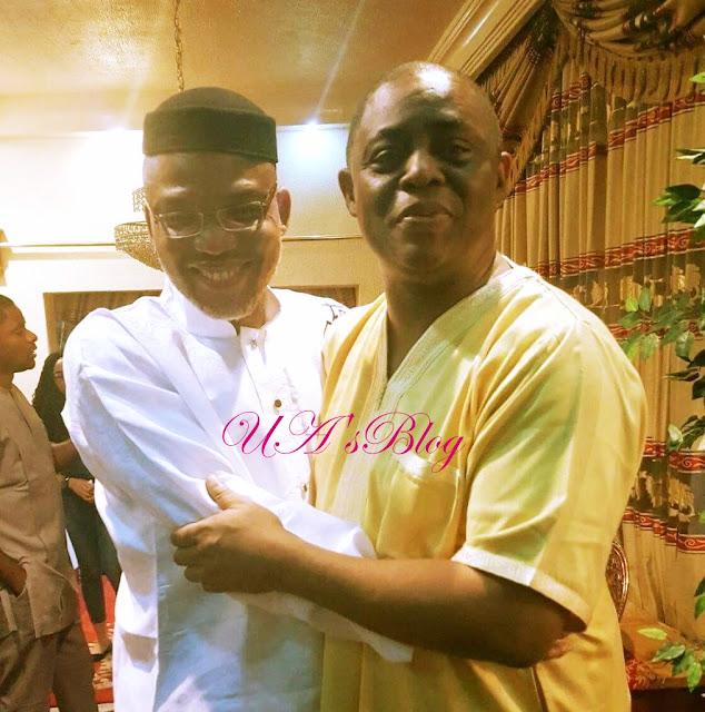 Biafra: Fani-Kayode reveals Nnamdi Kanu's whereabouts