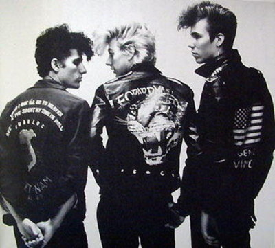 Playlist - Stray Cats