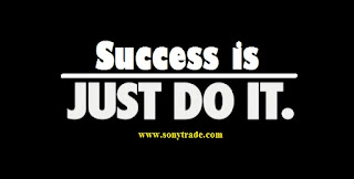 success is just do it
