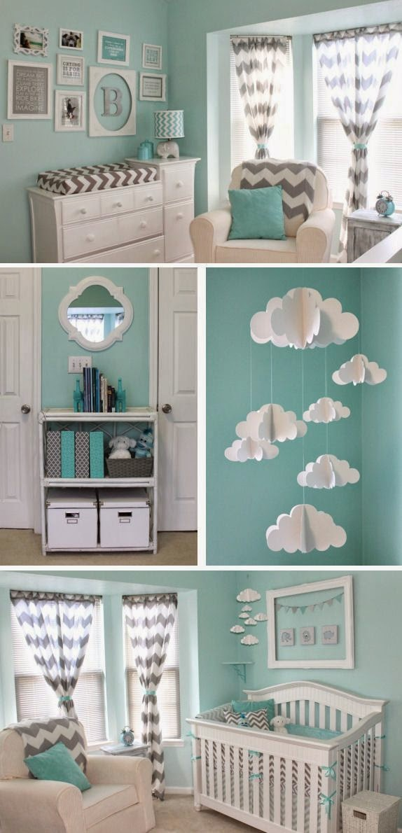 Marilyn's Closet - FASHION BLOG: Baby Room