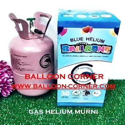 Gas Helium Murni (MURAH)