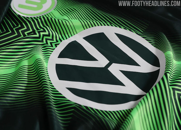New VW Logo: Nike Wolfsburg 19-20 Home & Away Kits Released - Footy
