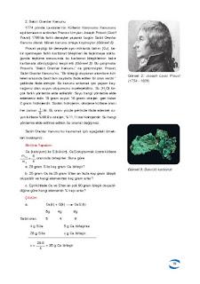 10. Sınıf Kimya Ders Kitabı Cevapları Uygun Basım Yayınları Sayfa 18