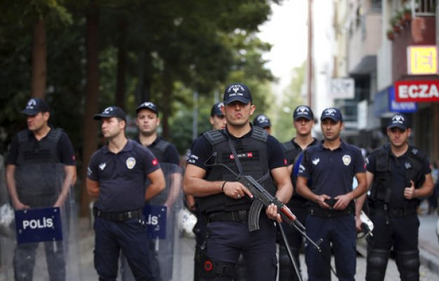 Τουρκία: Νέες συλλήψεις προσώπων που κατηγορούνται ως υποστηρικτές του Γκιουλέν