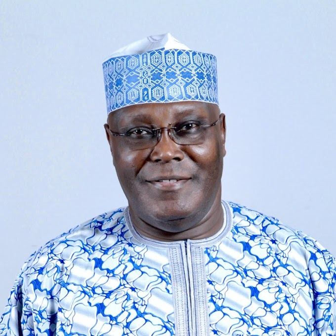 Atiku Students and Youth Movement Congratulates Atiku on His Victory as PDP Presidential Candidate.