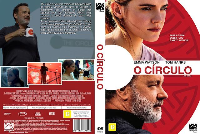 Capa DVD O Círculo [Custom]
